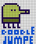 Alpha pattern #20710