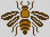 Alpha pattern #20716