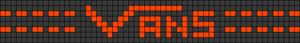 Alpha Friendship Bracelet Pattern #20726