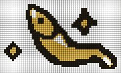 Alpha Friendship Bracelet Pattern #20732