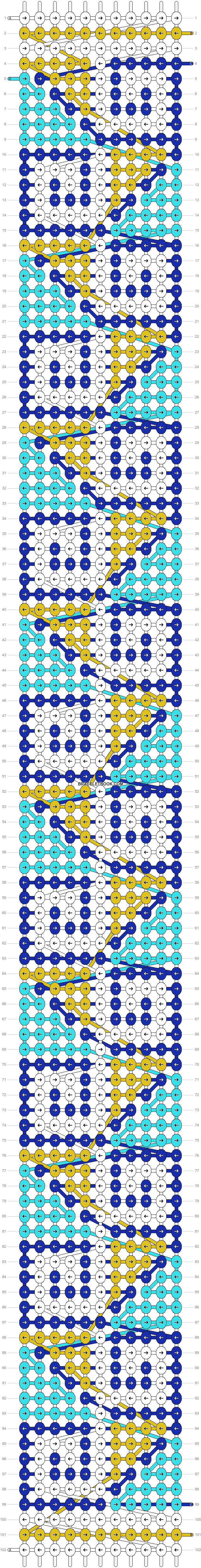 Alpha pattern #20736 pattern