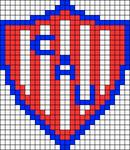 Alpha pattern #20762