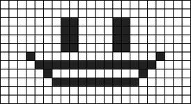 Alpha pattern #20793