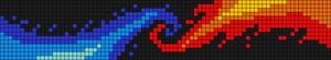 Alpha pattern #20794