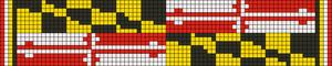 Alpha pattern #20797