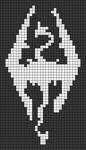 Alpha pattern #20799