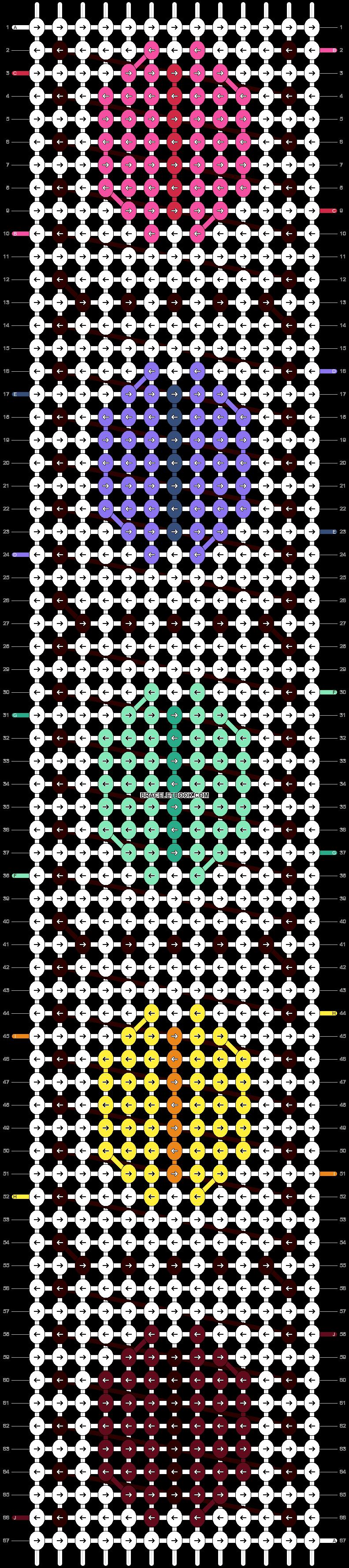 Alpha pattern #20802 pattern