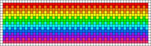 Alpha pattern #20803