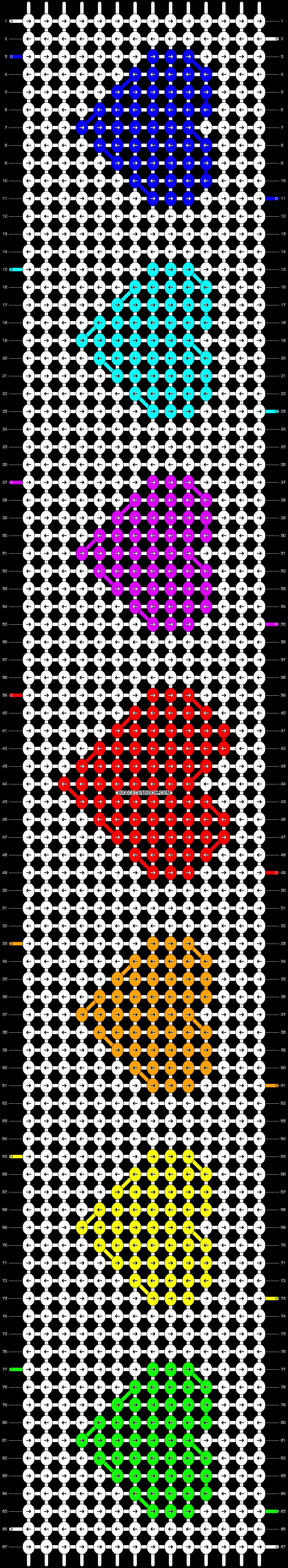 Alpha pattern #20808 pattern