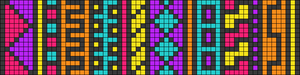 Alpha pattern #20817