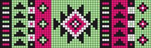 Alpha pattern #20822