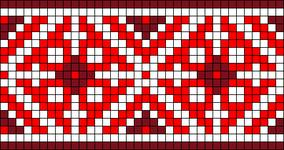 Alpha pattern #20823