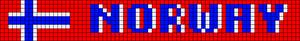 Alpha pattern #20842