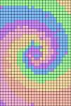 Alpha pattern #20853