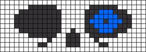 Alpha pattern #20856