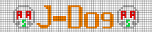 Alpha pattern #20857