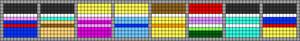 Alpha pattern #20861