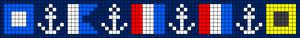 Alpha pattern #20868
