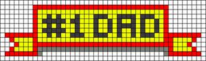 Alpha pattern #20870