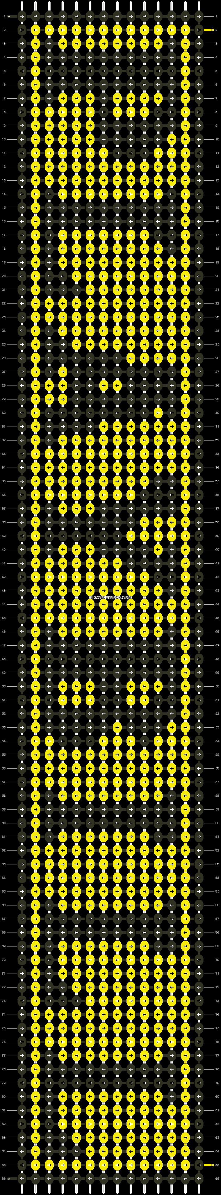 Alpha pattern #20872 pattern