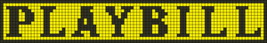 Alpha pattern #20872