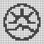 Alpha pattern #20874