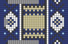 Alpha pattern #20878