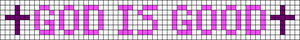 Alpha pattern #20879