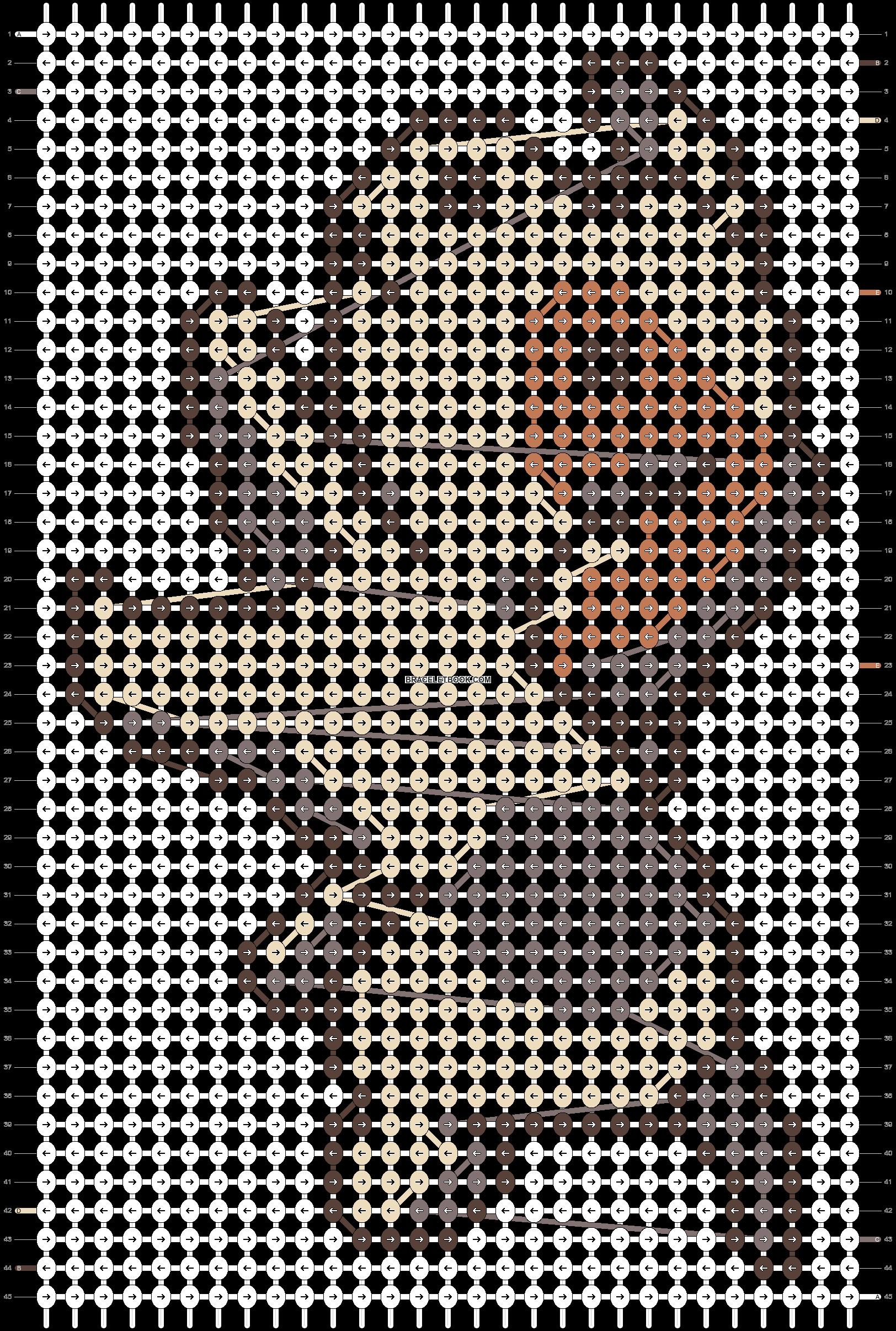 Alpha pattern #20897 pattern