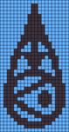 Alpha pattern #20899