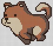Alpha Friendship Bracelet Pattern #20900