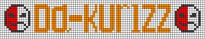 Alpha pattern #20905