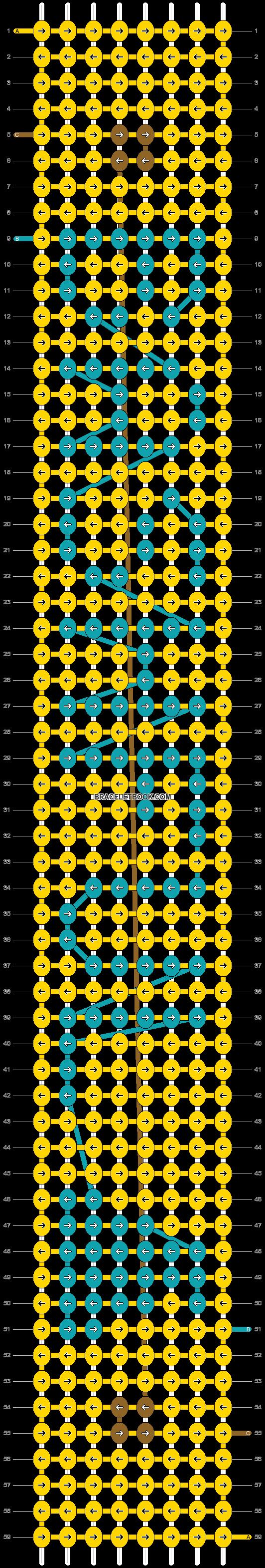 Alpha pattern #20909 pattern