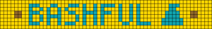 Alpha Friendship Bracelet Pattern #20909
