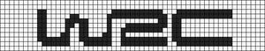 Alpha pattern #20912
