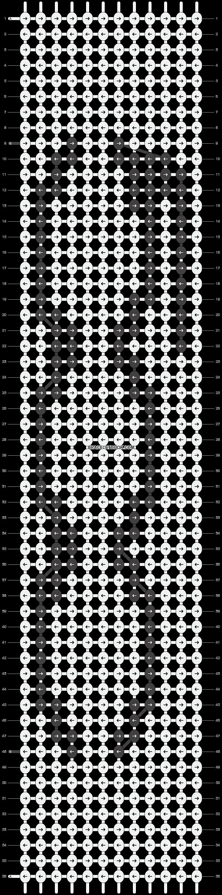 Alpha pattern #20913 pattern