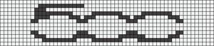 Alpha pattern #20913