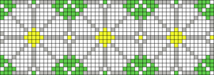 Alpha pattern #20916