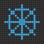 Alpha pattern #20918