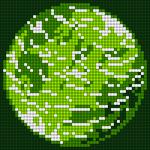 Alpha pattern #20919