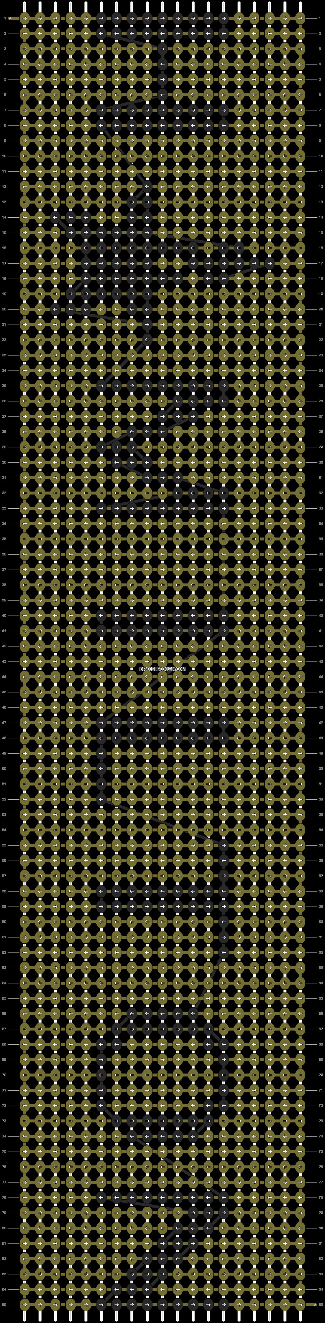 Alpha pattern #20920 pattern