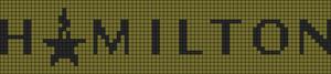Alpha pattern #20920