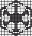 Alpha pattern #20925