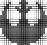 Alpha Friendship Bracelet Pattern #20926