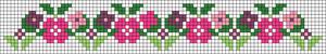 Alpha pattern #20932