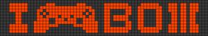 Alpha pattern #20934
