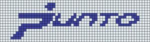 Alpha pattern #20938