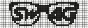 Alpha pattern #20939
