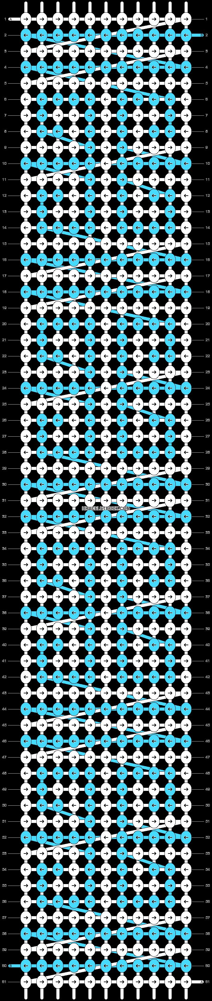 Alpha pattern #20945 pattern