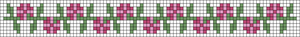 Alpha pattern #20951